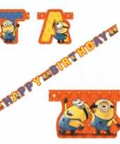 Minions happy birthday wenslijn trend