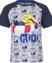 Minions jongens t-shirt cool trend