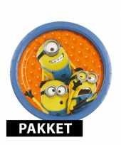 Minions kinderfeest pakket groot trend