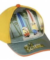 Minions pet geel voor kinderen trend