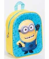 Minions schooltas voor kinderen trend 10094865