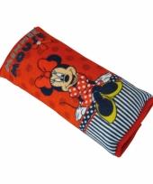 Minnie mouse auto gordelkussen trend