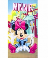 Minnie mouse badlaken 70 x 140 cm trend