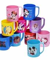 Minnie mouse drinkbeker lichtroze trend