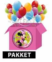 Minnie mouse kinderfeest pakket trend