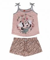Minnie mouse korte pyjama meisjes trend