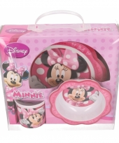 Minnie mouse ontbijtset trend