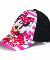 Minnie mouse pet zwart voor kinderen trend