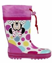 Minnie mouse regenlaarzen voor meisjes trend