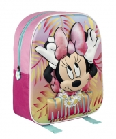 Minnie mouse rugtasje 3d gekleurd voor kinderen trend
