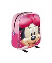 Minnie mouse rugtasje 3d voor kinderen trend