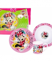 Minnie mouse servies porselein trend