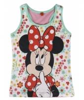 Minnie mouse singlet voor meisjes trend