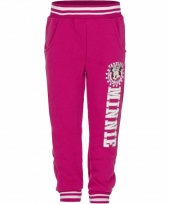 Minnie mouse sportbroek fuchsia trend