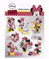 Minnie mouse stickers 8 stuks type 1 trend