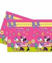 Minnie mouse tafelkleed 180 cm trend