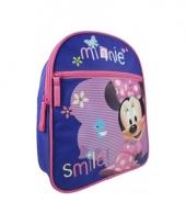 Minnie mouse tas 29 cm roze trend