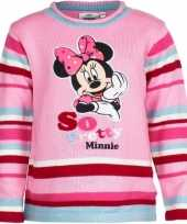 Minnie mouse trui roze trend