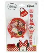 Minnie mouse wekker en horloge trend