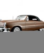 Modelauto ford custom deluxe 1950 1 18 trend