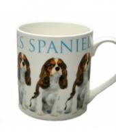 Mok king charles spaniel hond trend