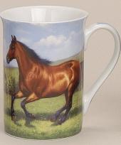 Mok met mooi paard model 2 trend