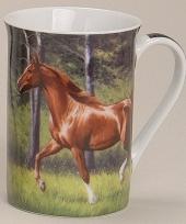 Mok met mooi paard model 4 trend