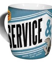 Mok service en repair 33 cl trend