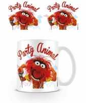 Mokken muppets party animal trend
