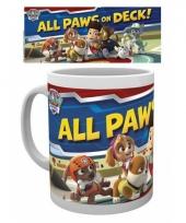 Mokken paw patrol all paws on deck trend