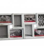 Multi foto frames lijst 58 cm trend