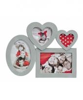 Multi fotolijst liefde 31 x 24 cm trend