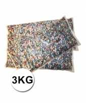 Multicolor confetti 3 kilo trend