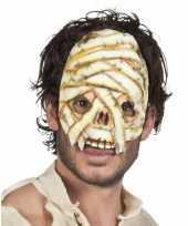 Mummie masker voor volwassenen trend