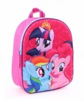 My little pony 3d rugtas voor meisjes trend