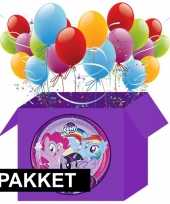 My little pony kinderfeestje pakket trend