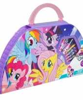 My little pony kleurkoffer trend