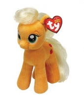 My little pony knuffel apple 15 cm trend