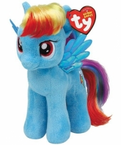 My little pony knuffel dash 24 cm trend