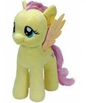 My little pony knuffel fluttershy 24 cm trend