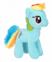 My little pony knuffel rainbow dash 18 cm trend