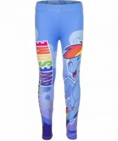My little pony meisjes legging rainbow dash trend