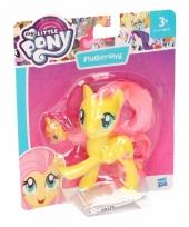 My little pony paardje fluttershy 8 cm trend