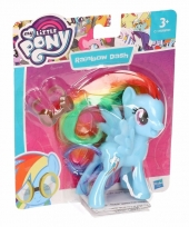 My little pony paardje rainbow dash 8 cm trend