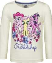 My little pony shirt wit lange mouwen trend