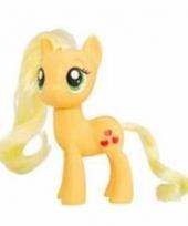 My little pony speelfiguur paardje applejack 7 cm trend
