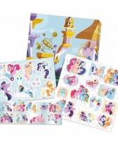 My little pony stickers 30 stuks trend