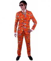 Nederland kostuum pak voor heren trend