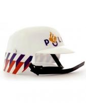 Nederlandse politie helmen trend