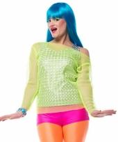 Neon roze hotpants trend